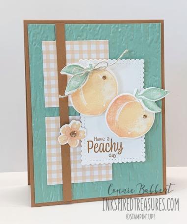 CCMC669 Sweet as a Peach