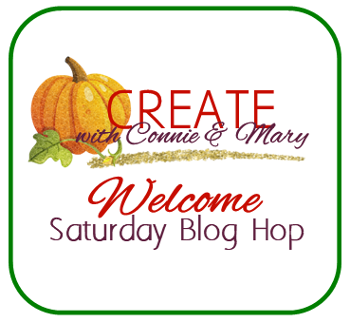 Saturday Blog Hop badge